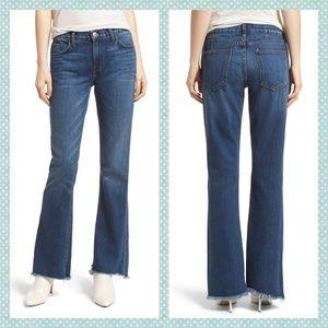 Current/Elliot Flip Flop Jeans in Westry
